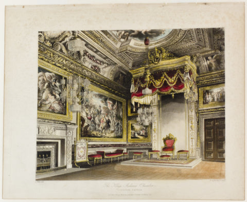 The King's Audience Chamber, Windsor Castle