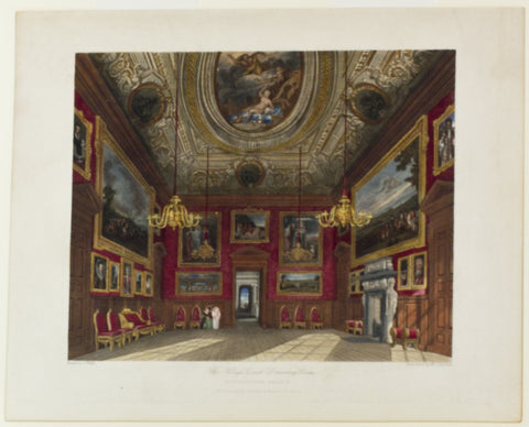 The King's Great Draning Room, Kensington Palace