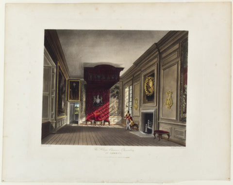 The King's Presence Chamber, St. James's