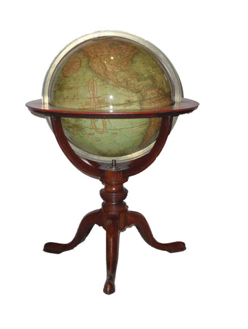 Cary's New Terrestrial Globe