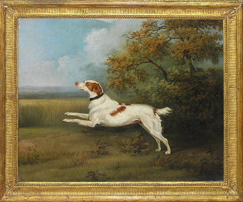 English Spaniel by Henry Bernard Chalon