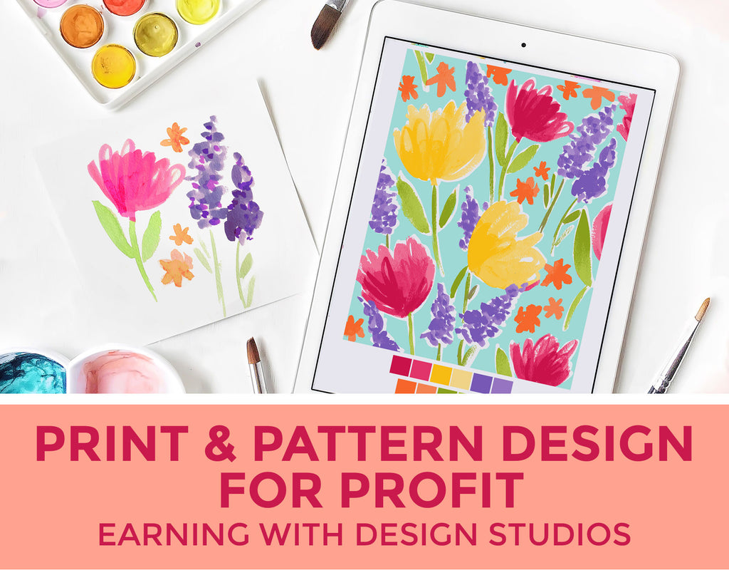 Print and Pattern Design for Profit