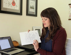 Brush Lettering Essentials