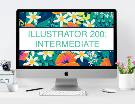 Illustrator 200: Intermediate **Presale**