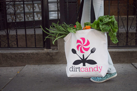 Dirt Candy Tote Bag