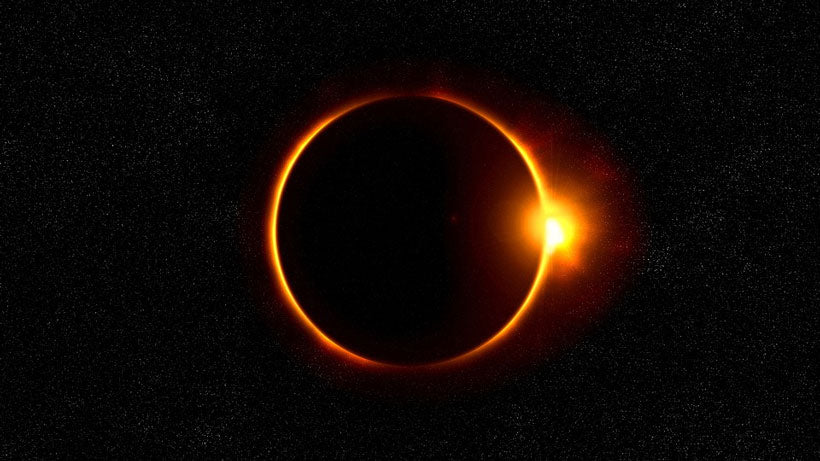 total solar eclipse meaning