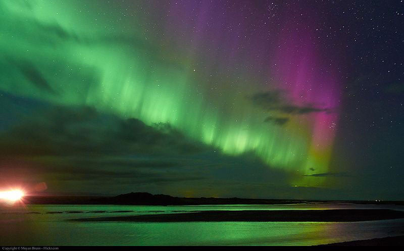 colors northern lights