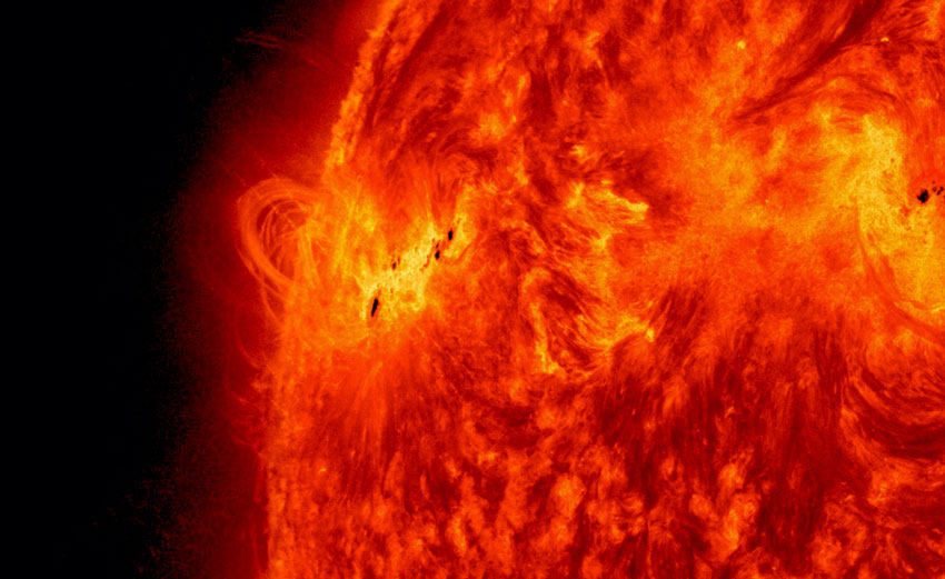 solar activity and climate