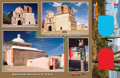 3D Postcards - Arizona National Park 2