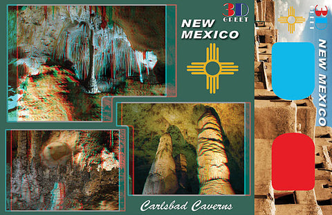 3D Postcards - New Mexico 1