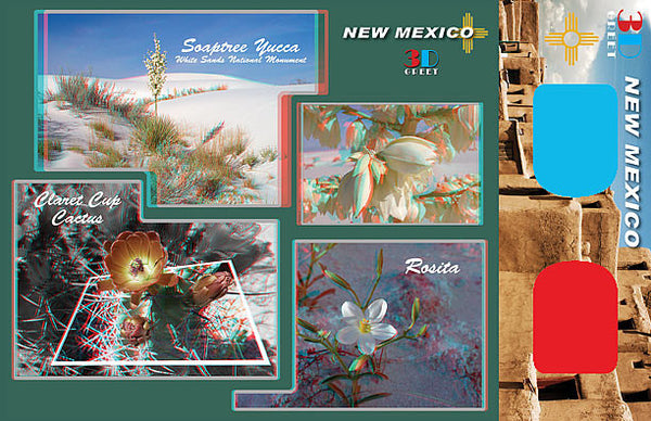 3D Postcards - Southwest Life