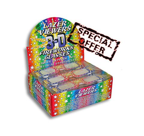 lazer viewers retail box rainbow symphony