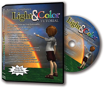 Light and Color Tutorial - Science and Education CD