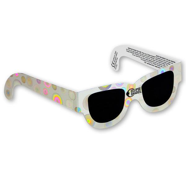 Assorted Holographic Eclipse Shades - LIMITED EDITION Pack of 4