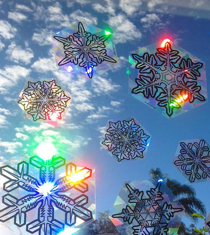 Suncatcher - The Snowflake Series