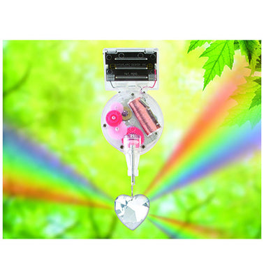 heart solar rainbow maker