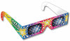 lazer viewers - fireworks glasses - rainbow symphony