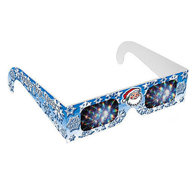 santa's magic glasses