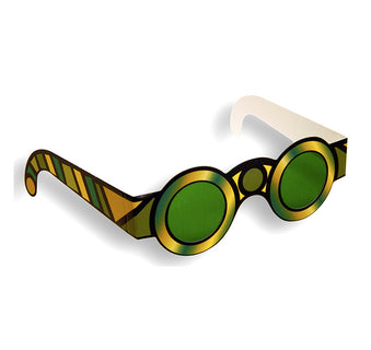 Wizard of OZ Green Spectacles - Emerald City Glasses