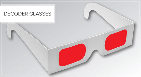 DECODER GLASSES