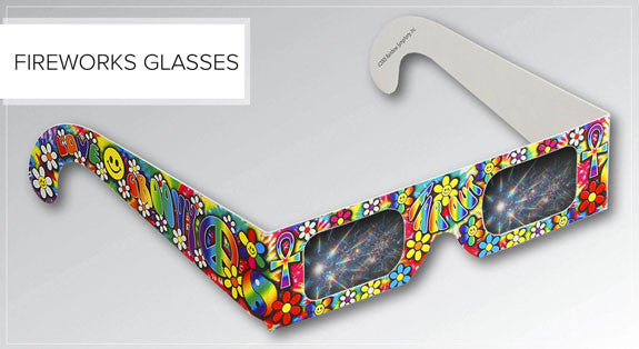 Fireworks Glasses