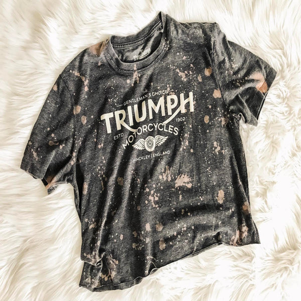 Triumph Motorcycle Tee