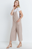 Chic Linen Jumpsuit