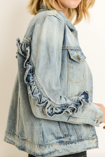 Not Your Average Jean Jacket