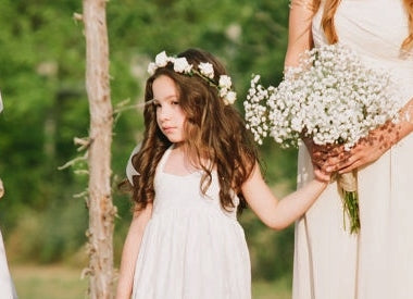 Flower Girl Hairstyles – Fleur and Lace Boutique