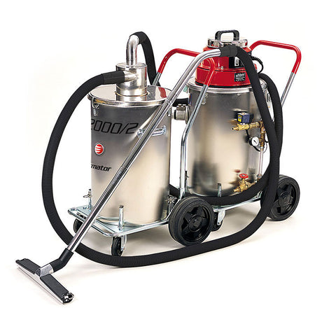 W2000/2 Wet Vacuum with Pre-Separator