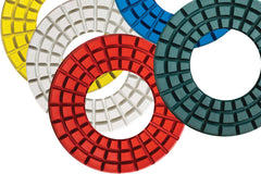 WAFFEL Floor Polishing Pads