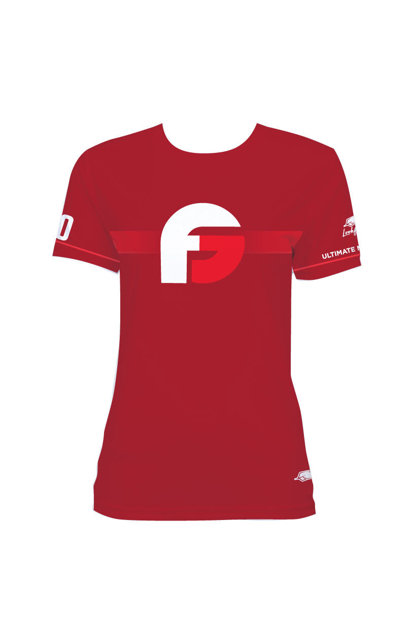Freespect Mechelen Red Jersey