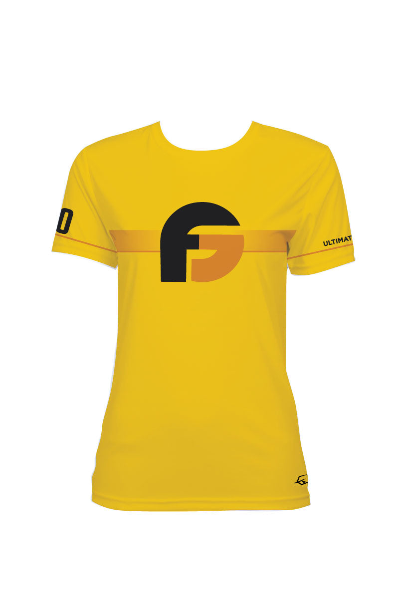 Freespect Mechelen Extreme Yellow Jersey