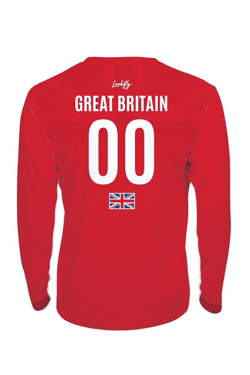 GB 2020 Long Sleeve Jerseys