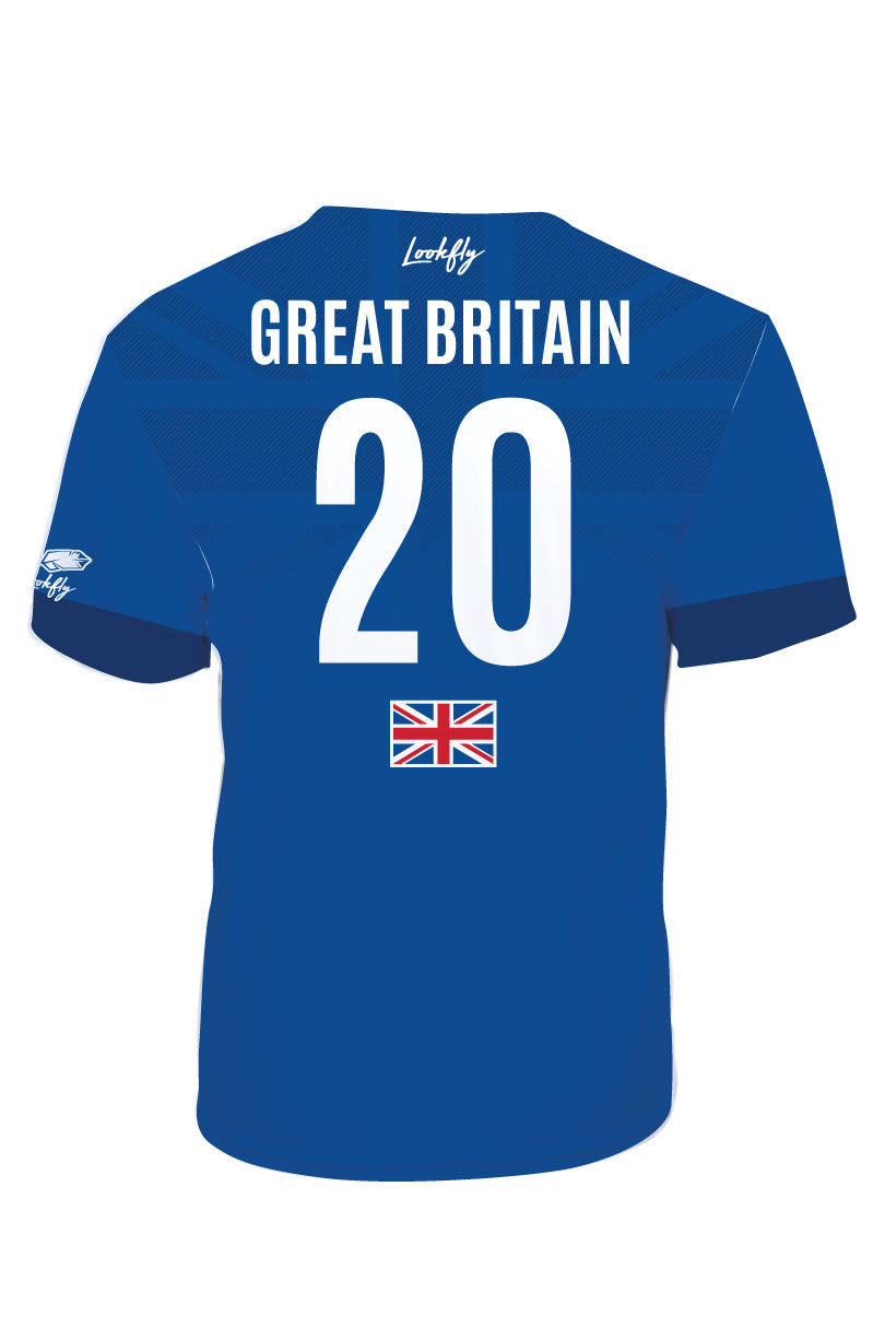 GB 2020 Blue Fundraising Jersey