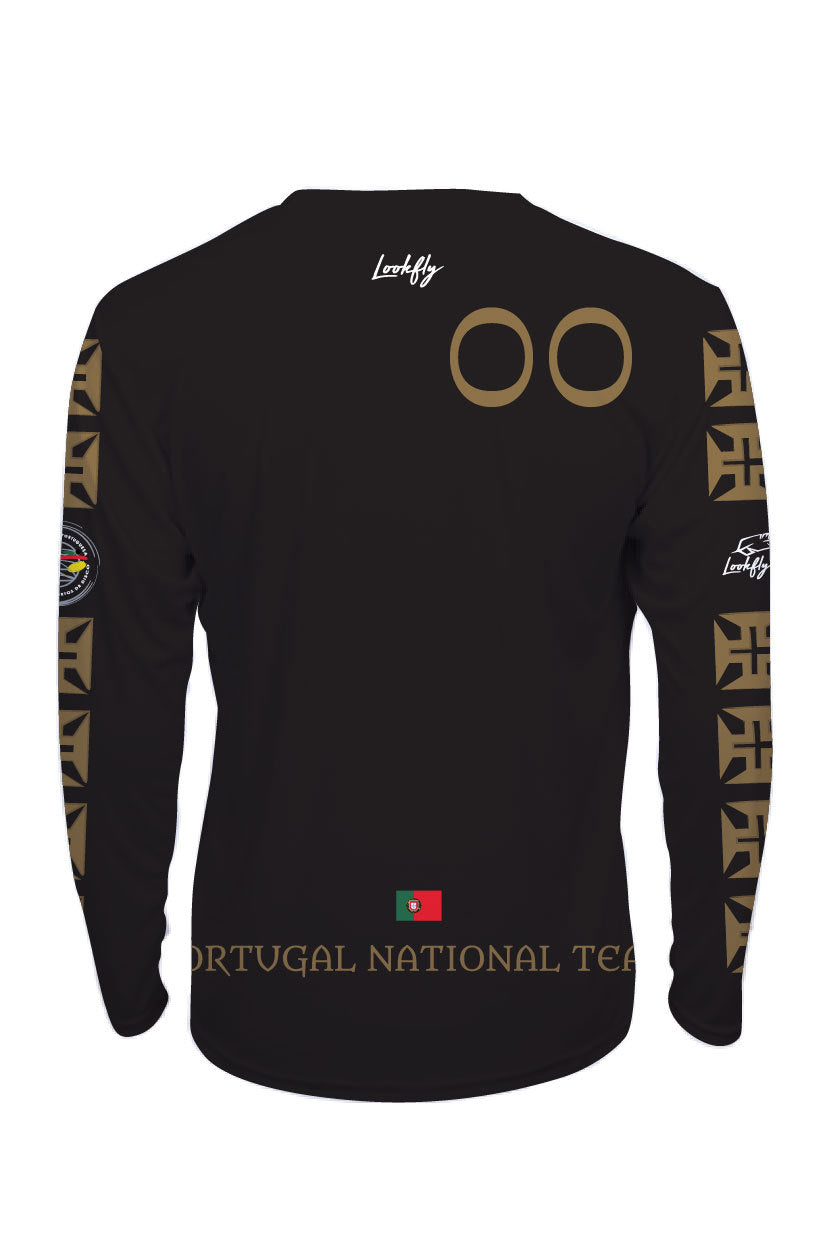 Portugal 2019 Long Sleeve Jersey