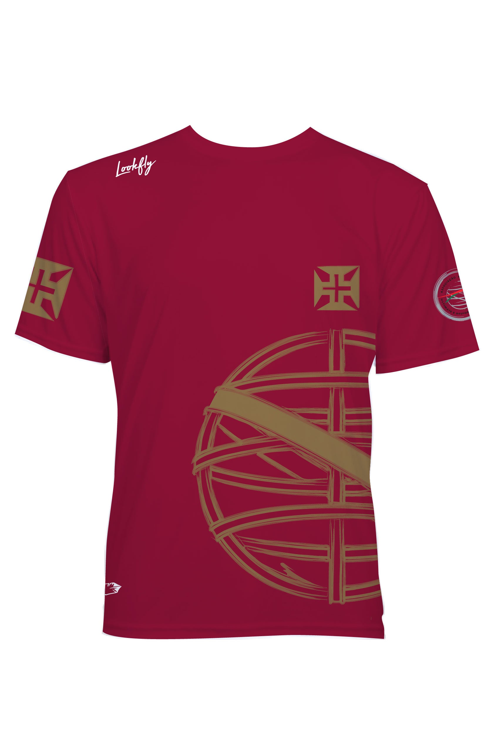 Portugal 2019 Short Sleeve Jerseys