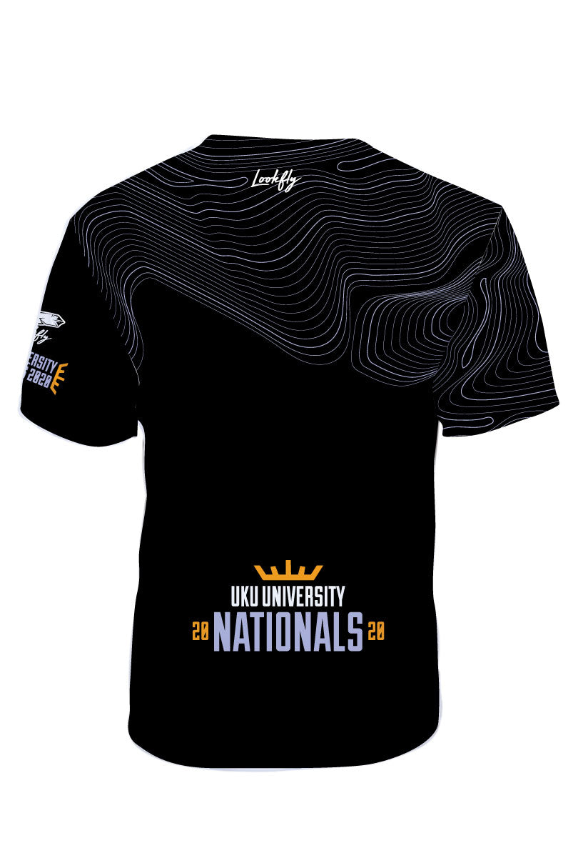 UK Uni Nats 2020 Black Jersey
