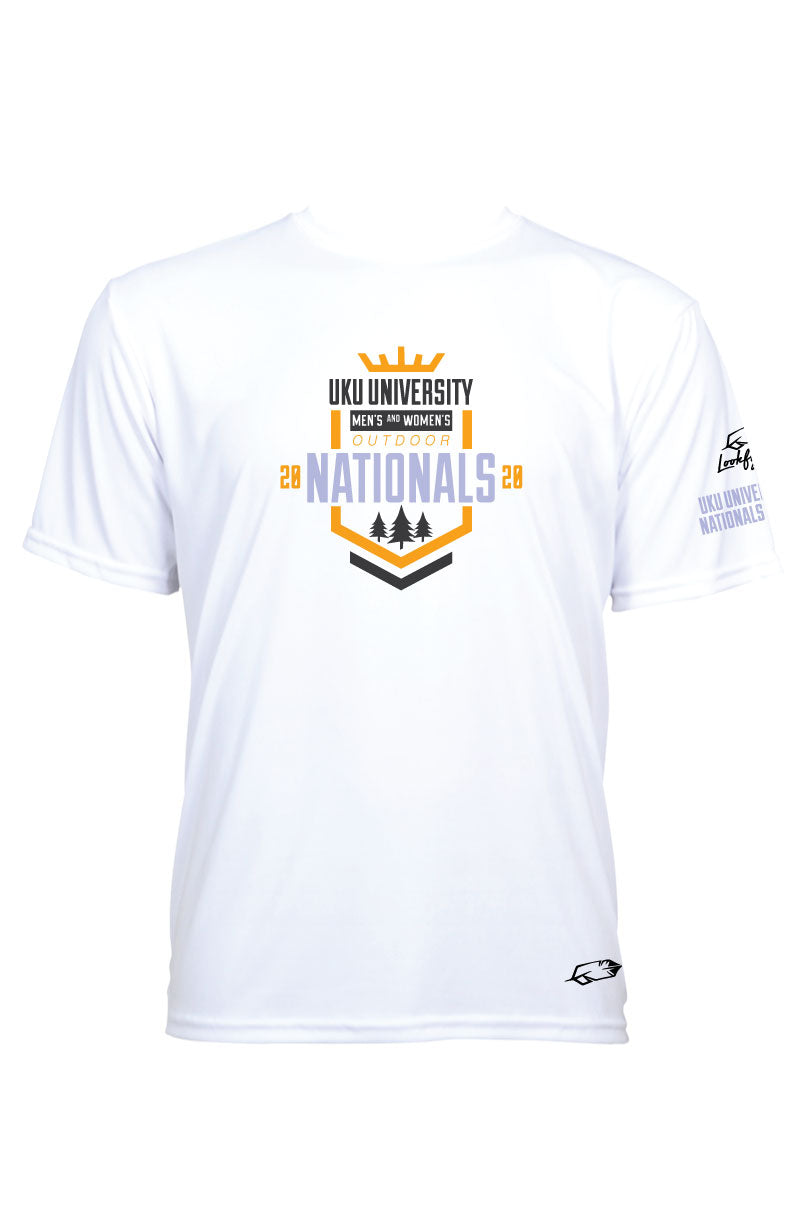 UK Uni Nats 2020 White Jersey
