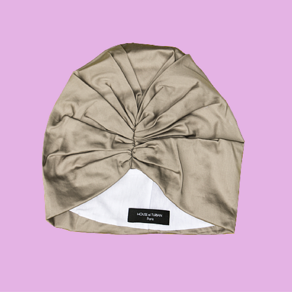 Turban Palm beige
