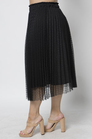 Meshy Skirt