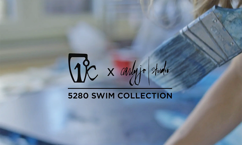 2018 Icelantic x Carly Jo 5280 Swim Collection