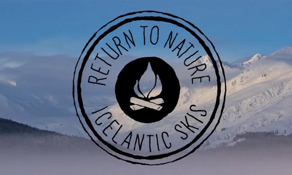 Icelantic Skis - Return To Nature