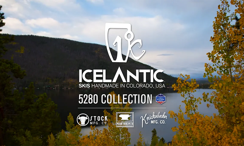 Icelantic 15/16 Lookbook