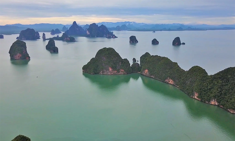 The Moorings X Icelantic - Thailand and the Andaman Sea