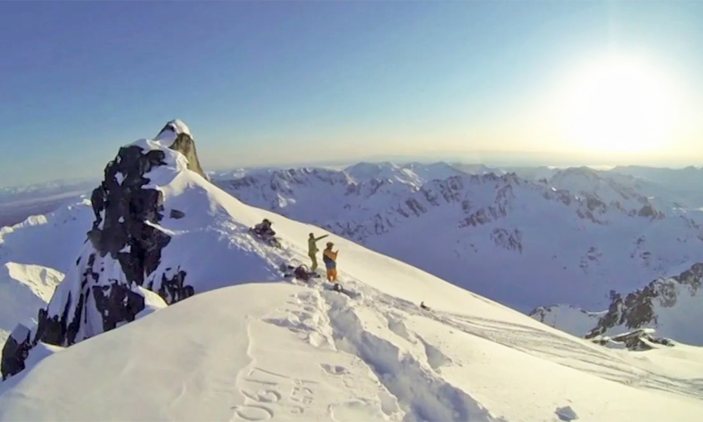 Way Up North to Alaska - Hatcher's Sessions