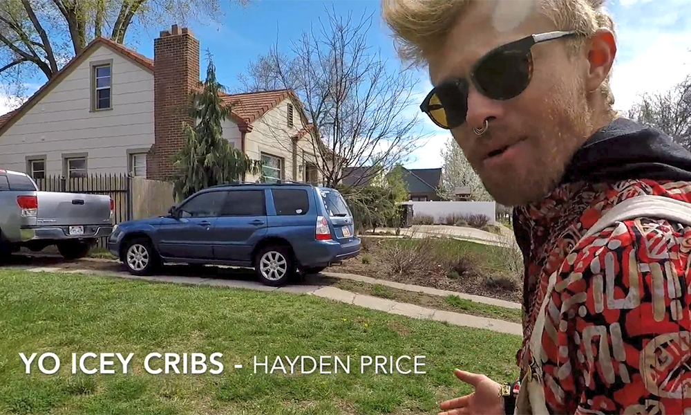 Yo Icey Cribs - Hayden Price - The Chiefton
