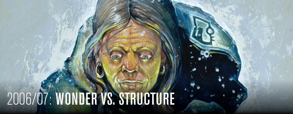 06/07 Artwork - Wonder Vs Structure