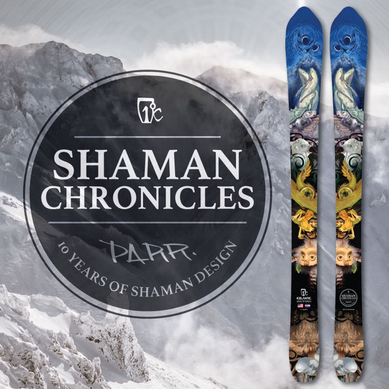 36950aea96 The Shaman Chronicles - Icelantic s most legendary ski is back in ...