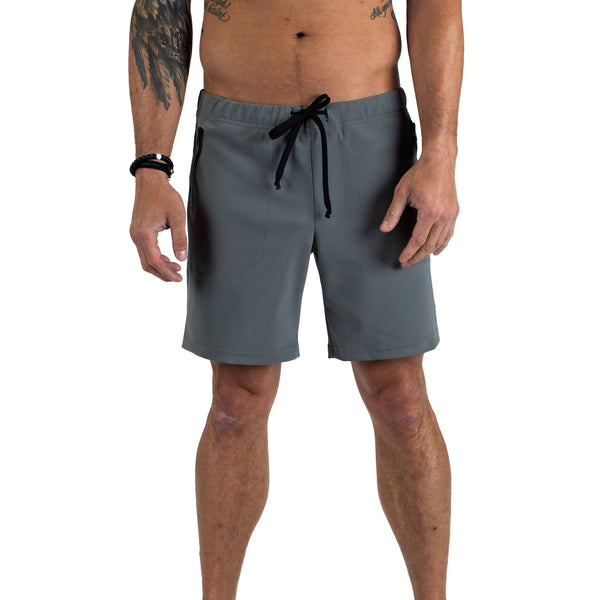 MTN Adventure Short - Grey